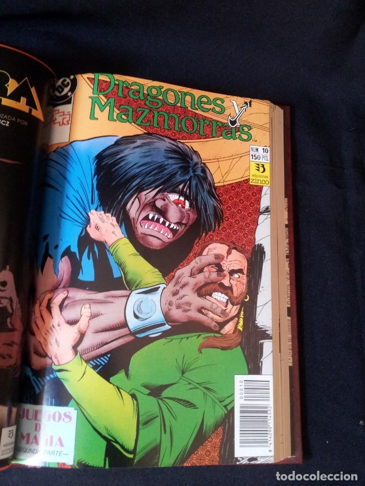 Cómics: DRAGONES Y MAZMORRAS - 12 NUMEROS, EDICIONES ZINCO AMERICANA + 4 NUMEROS CORMAC MAC ART - NORMA EDIT - Foto 21 - 133267786