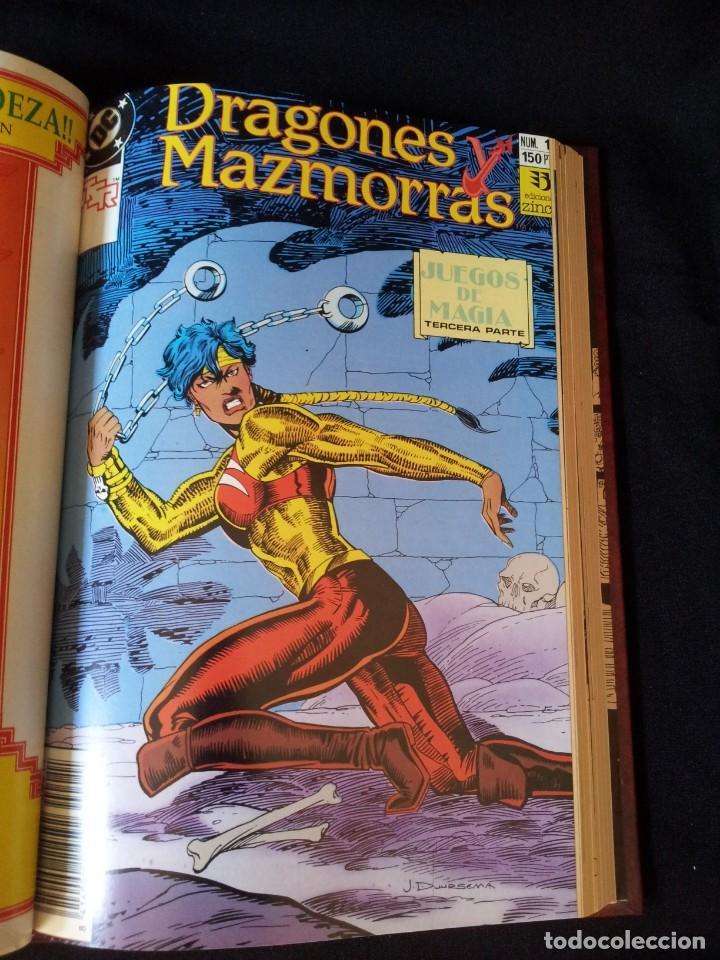 Cómics: DRAGONES Y MAZMORRAS - 12 NUMEROS, EDICIONES ZINCO AMERICANA + 4 NUMEROS CORMAC MAC ART - NORMA EDIT - Foto 23 - 133267786