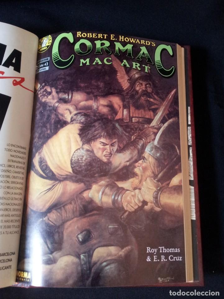 Cómics: DRAGONES Y MAZMORRAS - 12 NUMEROS, EDICIONES ZINCO AMERICANA + 4 NUMEROS CORMAC MAC ART - NORMA EDIT - Foto 29 - 133267786