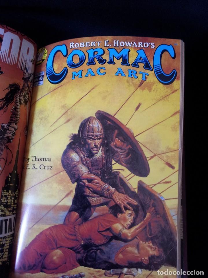 Cómics: DRAGONES Y MAZMORRAS - 12 NUMEROS, EDICIONES ZINCO AMERICANA + 4 NUMEROS CORMAC MAC ART - NORMA EDIT - Foto 31 - 133267786