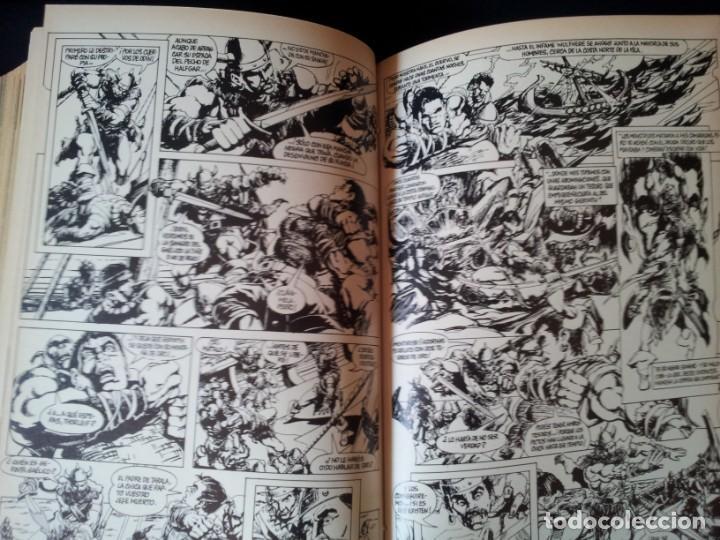 Cómics: DRAGONES Y MAZMORRAS - 12 NUMEROS, EDICIONES ZINCO AMERICANA + 4 NUMEROS CORMAC MAC ART - NORMA EDIT - Foto 32 - 133267786