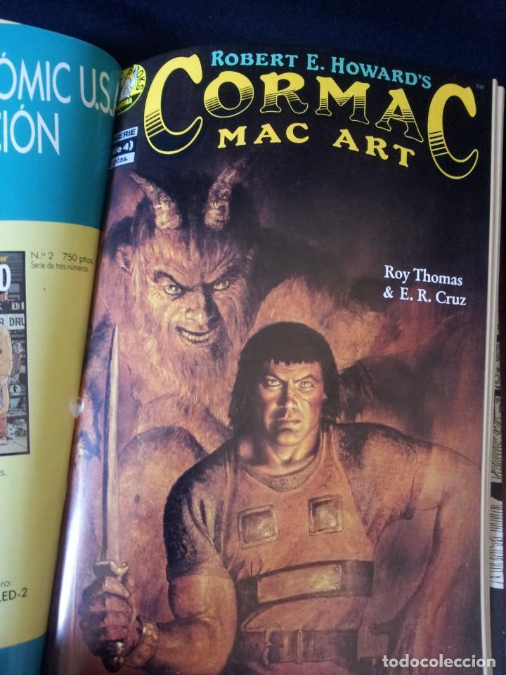 Cómics: DRAGONES Y MAZMORRAS - 12 NUMEROS, EDICIONES ZINCO AMERICANA + 4 NUMEROS CORMAC MAC ART - NORMA EDIT - Foto 33 - 133267786