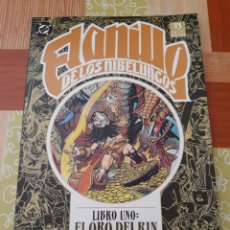 Cómics: EL ANILLO DE LOS NIBELUNGOS - LIBRO1 : EL ORO DEL RIN ( ZINCO ). Lote 133292901