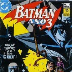 Cómics: BATMAN AÑO 3. COLECCION COMPLETA DE 2 NUMEROS. Lote 133392070