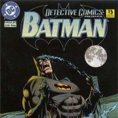 Cómics: BATMAN DETECTIVE COMICS. COLECCION COMPLETA DE 2 EXTRAS. Lote 133392394