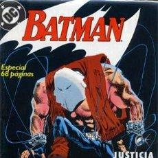Cómics: BATMAN JUSTICIA CIEGA. COLECCION COMPLETA DE 3 NUMEROS. Lote 133491210