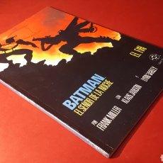 Cómics: BATMAN BUEN ESTADO EL SEÑOR DE LA NOCHE EL FIN DC. Lote 133530727