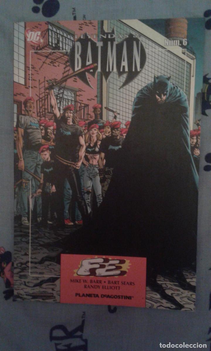 LEYENDAS DE BATMAN: FE: PLANETA (Tebeos y Comics - Zinco - Batman)