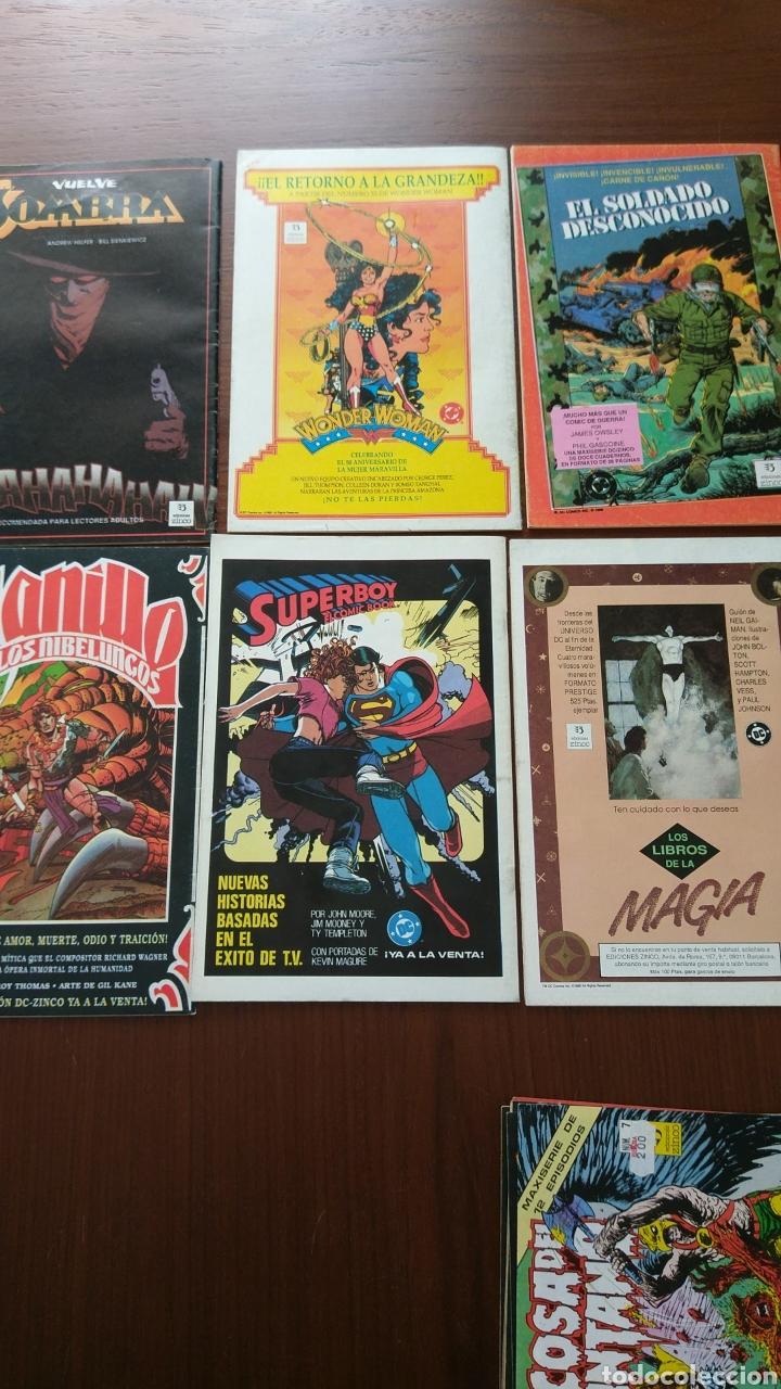 Cómics: La Cosa del Pantano. Maxiserie de 12 episodios. Completa - Foto 2 - 133721803