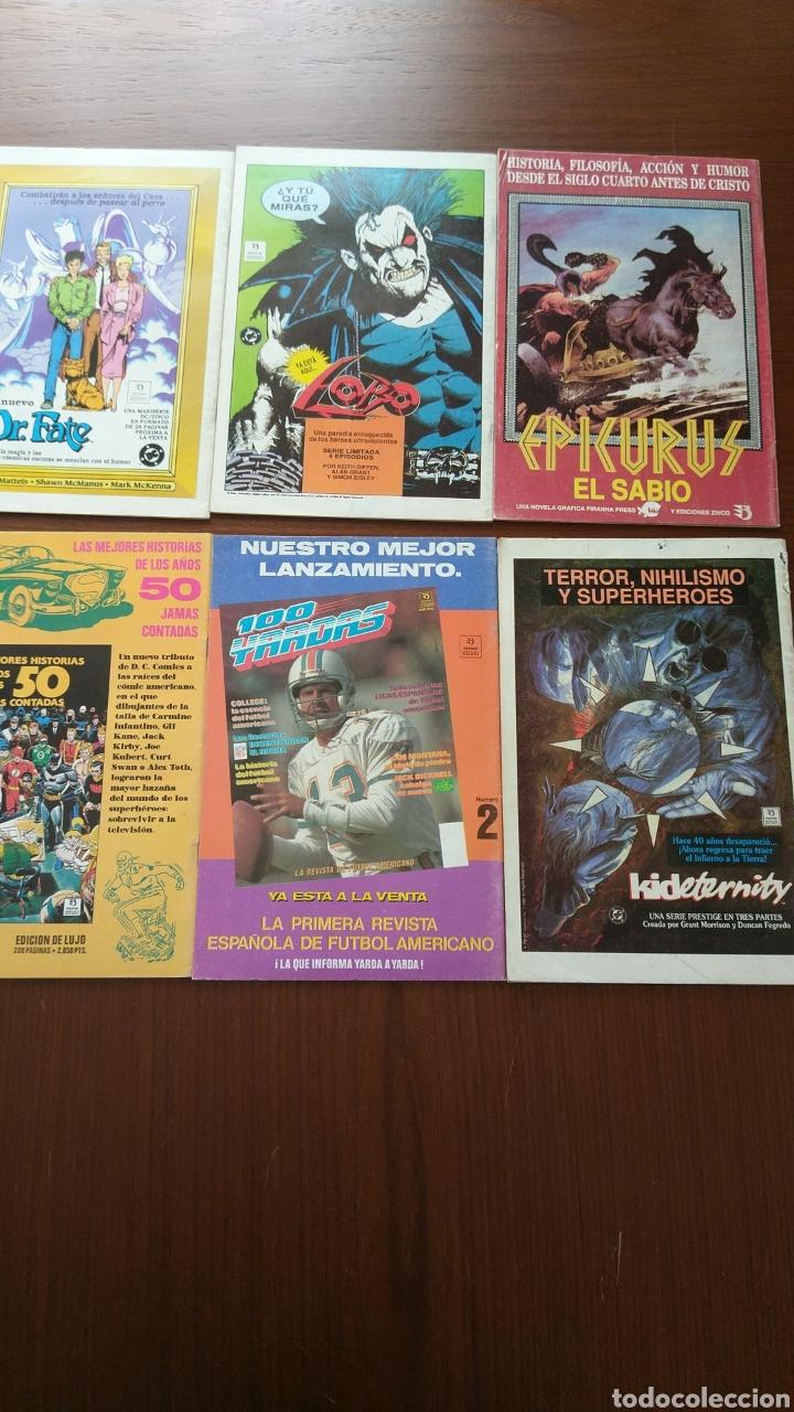 Cómics: La Cosa del Pantano. Maxiserie de 12 episodios. Completa - Foto 3 - 133721803