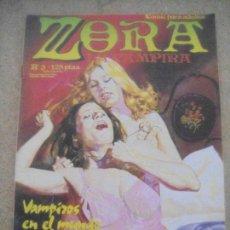 Cómics: ZORA Nº 3 - ED. ZINCO. Lote 151573656