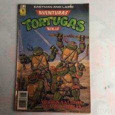 Cómics: AVENTURAS TORTUGAS NINJA Nº 5 - EDITA: ZINCO ( DC ). Lote 133840174