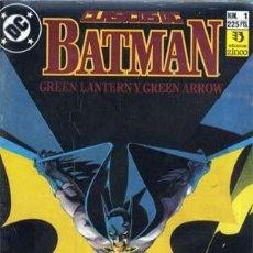 Cómics: CLASICOS DC BATMAN. COLECCION COMPLETA DE 27 NUMEROS + 1 EXTRA. Lote 134093410