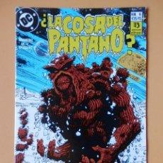 Comics: LA COSA DEL PANTANO. NÚM. 6. MAXISERIE DE 12 EPISODIOS. - ALAN MOORE, RICK VEITCH & ALFREDO ALCALA. Lote 134254038