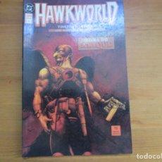 Cómics: HAWKWORLD. ZONA DE ATAQUE. LIBRO 1. TIMOTHY TRUMAN. EDICIONES ZINCO. Lote 134545902