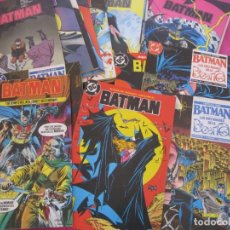Cómics: BATMAN, 1 AL 30 COLECCION DE 72 DE ZINCO. Lote 134632170