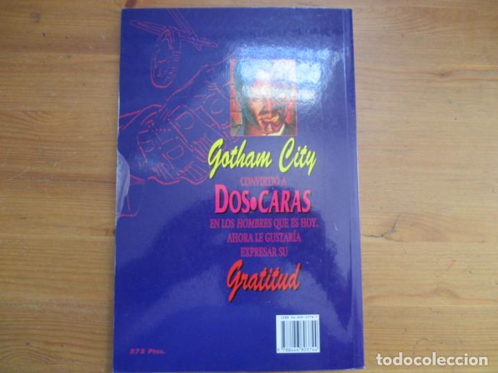 Cómics: Batman. dos caras. J.M. DeMatteis. Ediciones Zinco - Foto 3 - 134830662