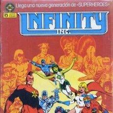 Cómics: INFINITY - ED. ZINCO - COLECCION COMPLETA DE 22 NUMEROS. Lote 134849886