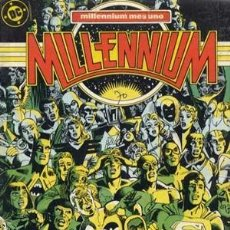 Cómics: MILLENIUM - ED. ZINCO - COLECCION COMPLETA DE 8 NUMEROS. Lote 134881610