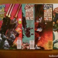 Comics - Lobo. Serie Limitada. Contrato con Gawd 1 al 4 - 134886634