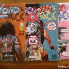 Comics - Lobo. Serie Limitada. Lobo´s Back 1 al 4 - 134886654