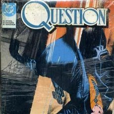 Cómics: QUESTION - ED. ZINCO - COLECCION COMPLETA DE 36 NUMEROS. Lote 134911258