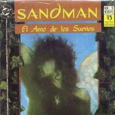 Cómics: SANDMAN - ED. ZINCO - COLECCION COMPLETA DE 19 NUMEROS. Lote 134915946