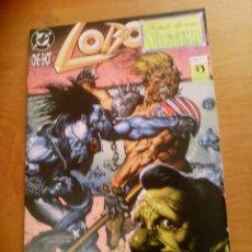 Comics - Lobo. Retrato de una victima. One Shot. - 134920382