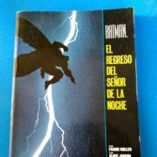 Cómics: BATMAN, EL REGRESO DEL SEÑOR DE LA NOCHE. Lote 134920990