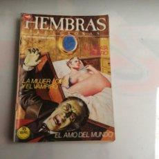 Cómics: HEMBRAS PELIGROSAS Nº 46 RELATOS GRAFICOS PARA ADULTOS -ED. ZINCO. Lote 262998585
