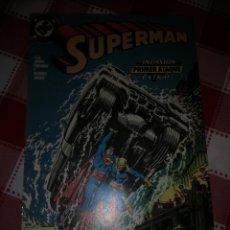 Cómics: COMIC SUPERMAN NUMERO 57 SUPERMAN INVASION PRIMER ATAQUE EXTRA EDICIONES ZINCO 1988. Lote 135062026