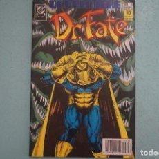 Cómics: CÓMIC DE DR FATE AÑO 1990 Nº 6 EDICIONES ZINCO LOTE 3 BIS. Lote 135108774