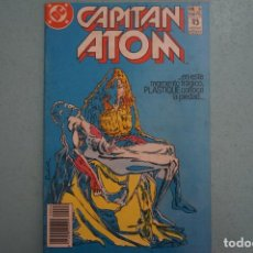 Cómics: CÓMIC DE CAPITAN ATOM AÑO 1989 Nº 6 EDICIONES ZINCO LOTE 2 B. Lote 135109474