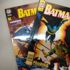 Cómics: BATMAN PRODIGO TOMOS 1+2 (ZINCO). Lote 153245810