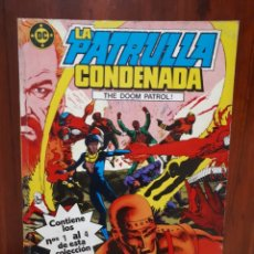 Cómics: LA PATRULLA CONDENADA - THE DOOM PATROL - EDICIONES ZINCO - DC COMICS. Lote 45189549