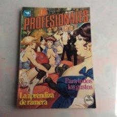 Cómics: LAS PROFESIONALES Nº 1 COMIC PARA ADULTOS - EDITA : EDICIONES ZINCO. Lote 155995884
