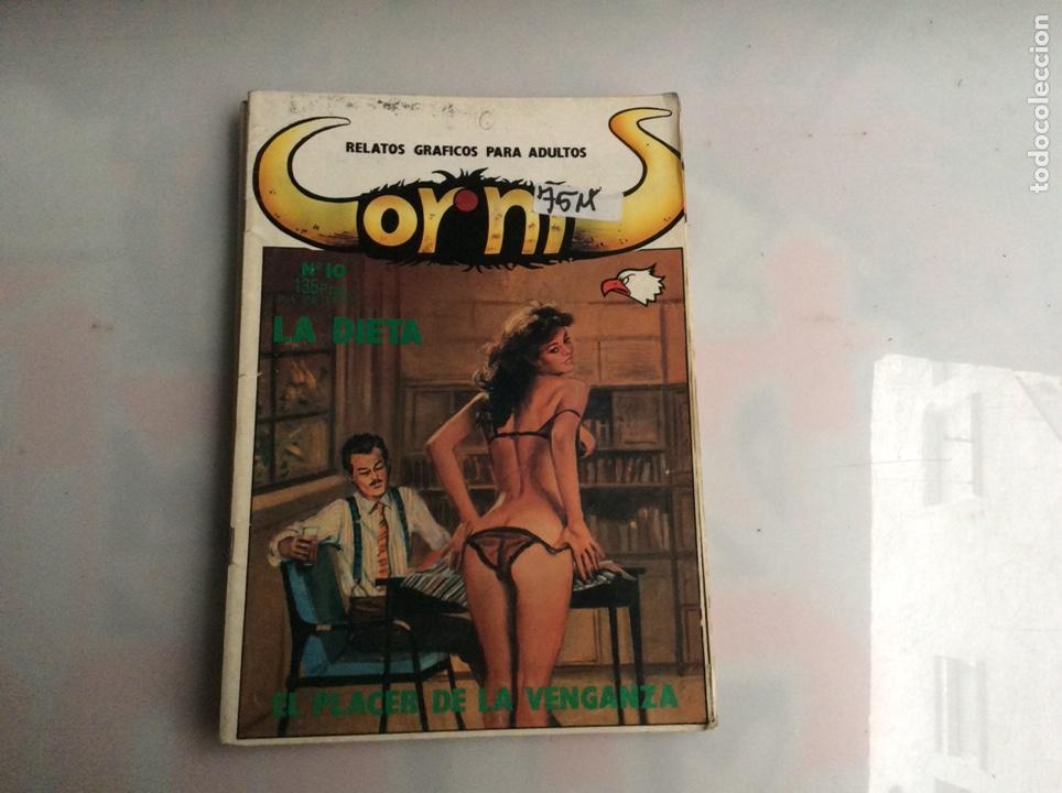 CORNIS Nº 10 - RELATOS GRAFICOS PARA ADULTOS - EDITA : EDICIONES ASTRI (Tebeos y Comics - Zinco - Otros)