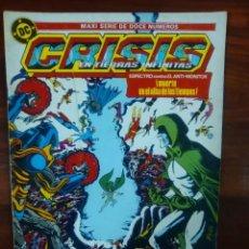 Cómics: CRISIS EN TIERRAS INFINITAS - 10 - DC COMICS - ZINCO. Lote 65736266