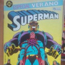 Cómics - Superman especial verano 68 páginas (1987) - 135416274