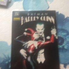 Cómics: BATMAN HARLEY QUINN. Lote 135505238