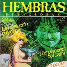 Cómics: HEMBRAS PELIGROSAS Nº 29. Lote 135512850