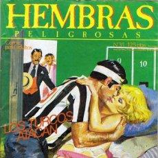 Cómics: HEMBRAS PELIGROSAS Nº 31. Lote 135513118
