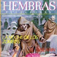 Cómics: HEMBRAS PELIGROSAS Nº 38. Lote 135514490