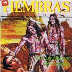 Cómics: HEMBRAS PELIGROSAS Nº 42 . Lote 135515054
