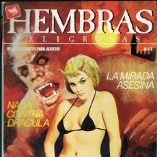 Cómics: HEMBRAS PELIGROSAS Nº 48. Lote 135516066