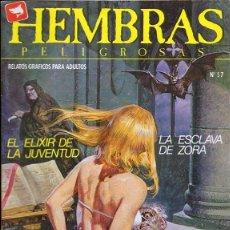 Comics: HEMBRAS PELIGROSAS Nº 57. Lote 135518202