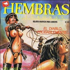 Comics: HEMBRAS PELIGROSAS Nº 68. Lote 135520554
