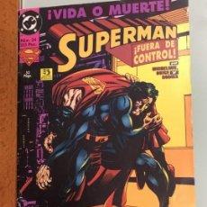 Cómics: SUPERMAN Nº 24 EL CUERPO DE LA EVIDENCIA EDICIONES ZINCO MUY BUEN ESTADO. Lote 135558142
