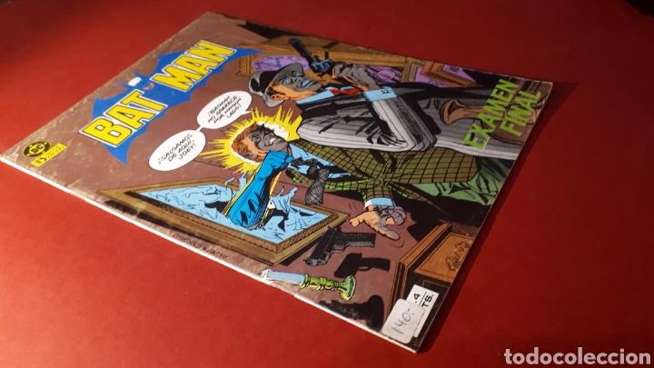 CASI EXCELENTE ESTADO BATMAN 4 EDICIONES ZINCO (Tebeos y Comics - Zinco - Batman)