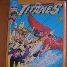 Cómics: NUEVOS TITANES: CAOS TOTAL #1, 2 + EQUIPO TITANES #1 (ZINCO, 1994 & 1995). Lote 135415010